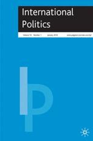 Thesis on relationship between power politics and international relations